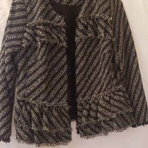 Ann Taylor tweed jacket never worn!